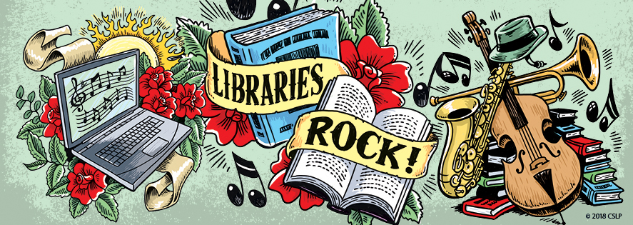 Libraries Rock SRP Header Image