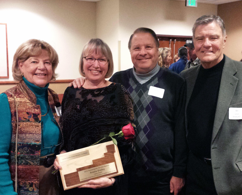 Legacy Award Winner Amelia Shelley