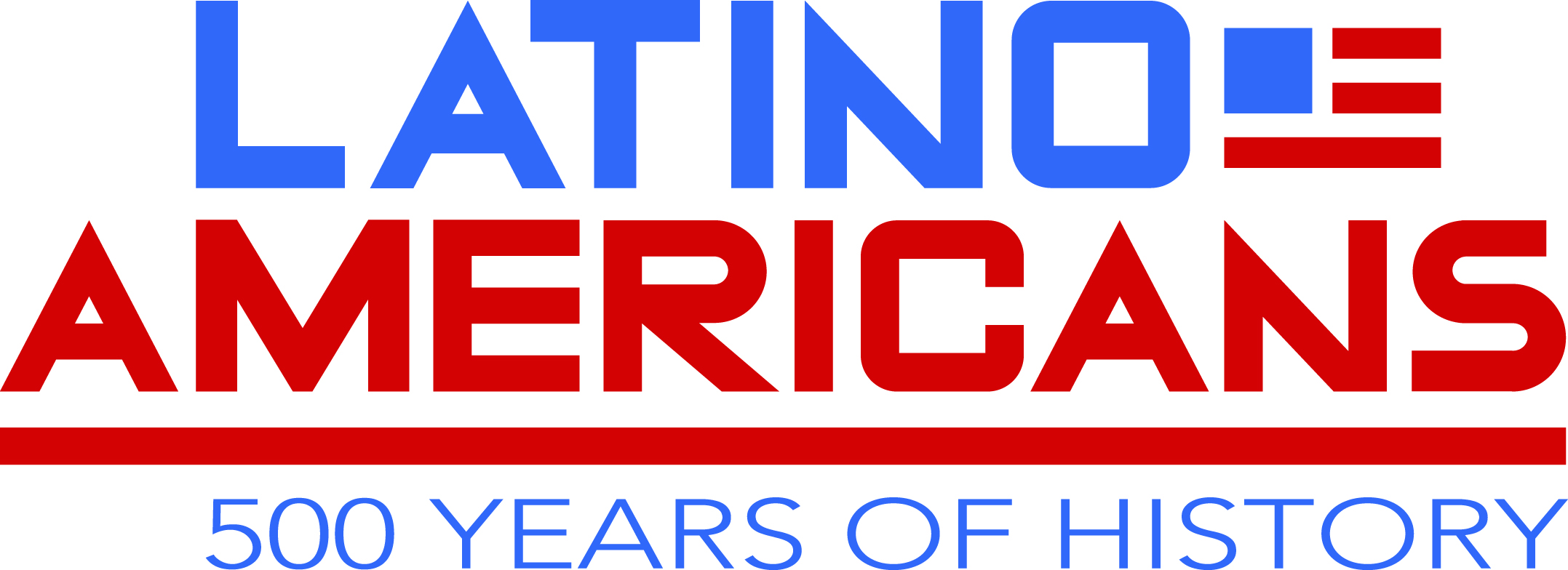 Latino Americans: 500 Years of History logo