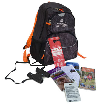 Library State Park Backpacks