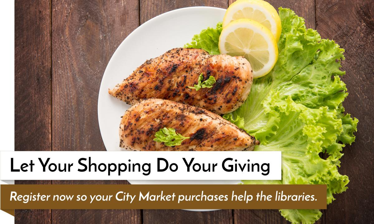 Let Your Shopping Do Your Giving
