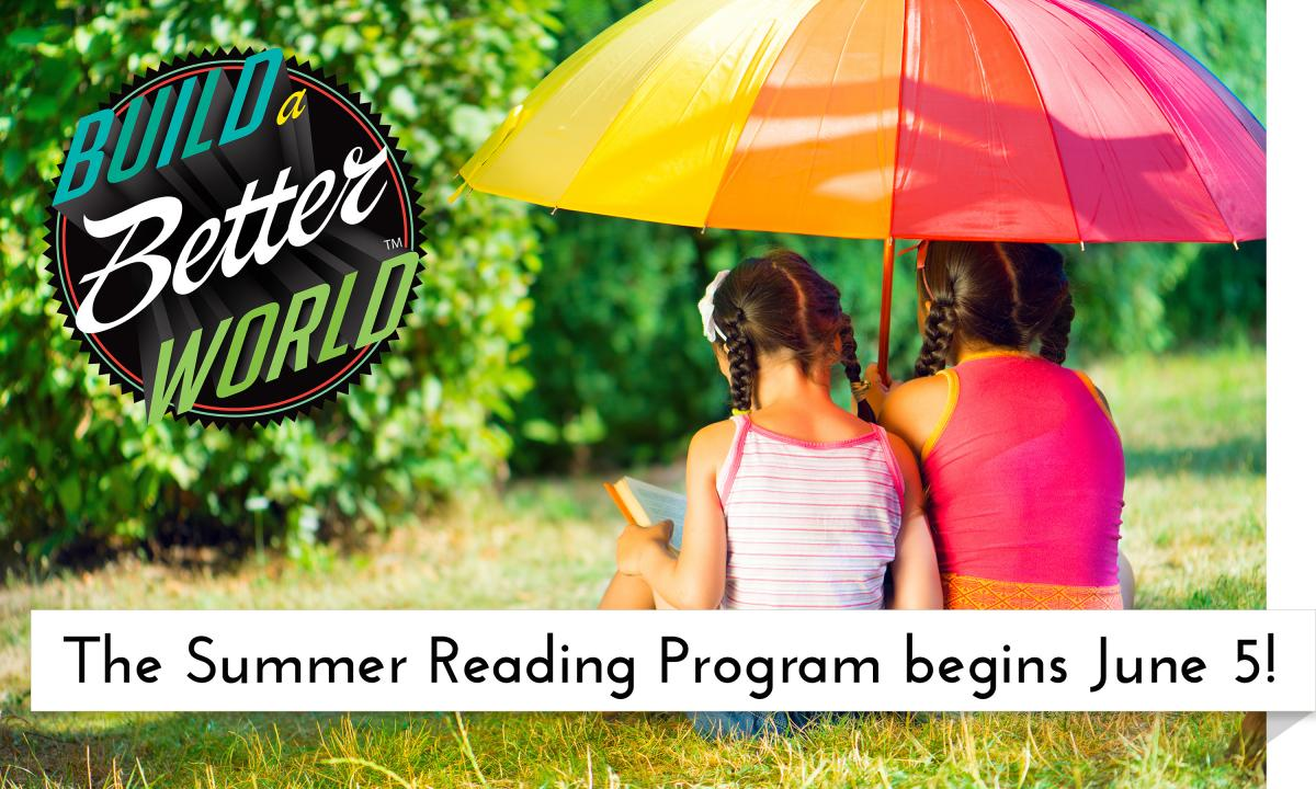 Garfield County Libraries' Summer Reading Program starts June 5, 2017!