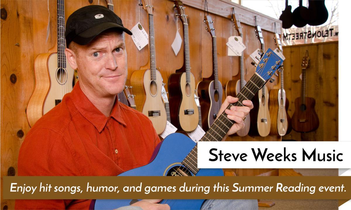 Steve Weeks Music