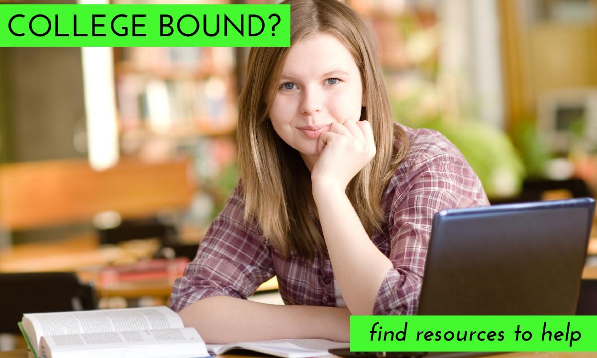 college bound teens