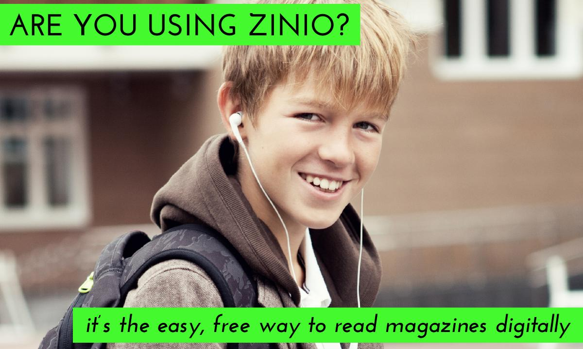 zinio for teens