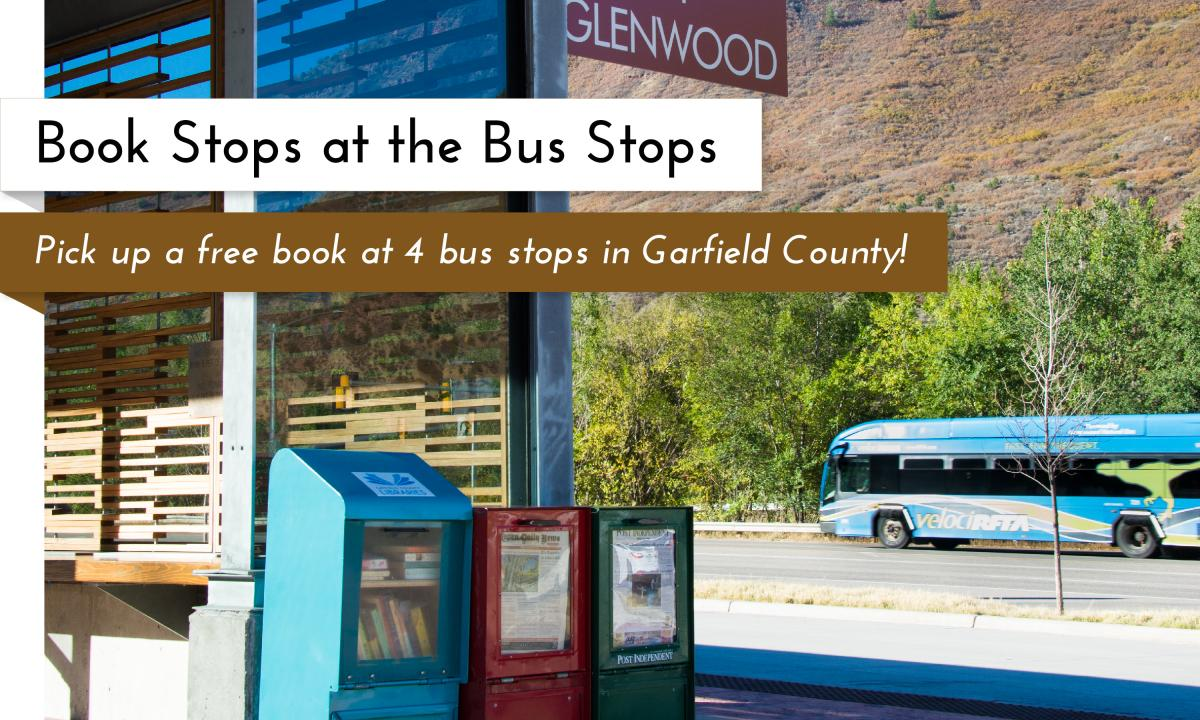 Book Stops around Garfield County