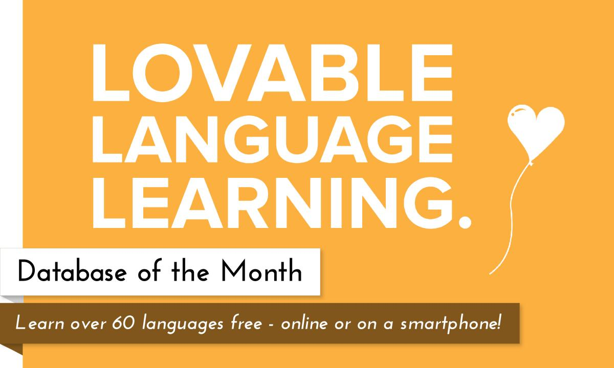 Mango offers access to 60 foreign language courses & 17 English courses