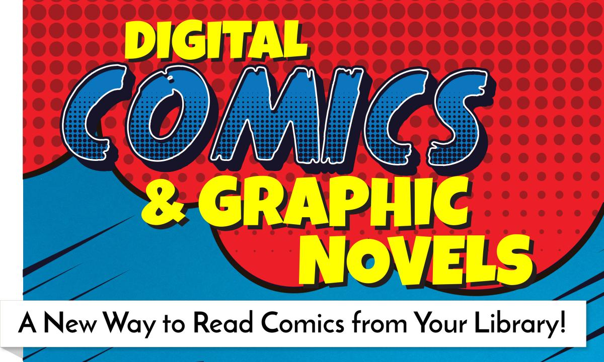 Digital Comics and Graphic Novels