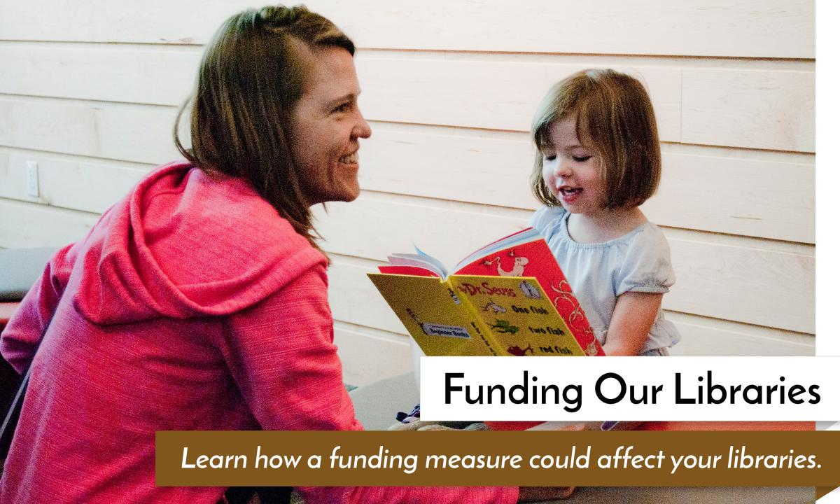 Funding Our Libraries