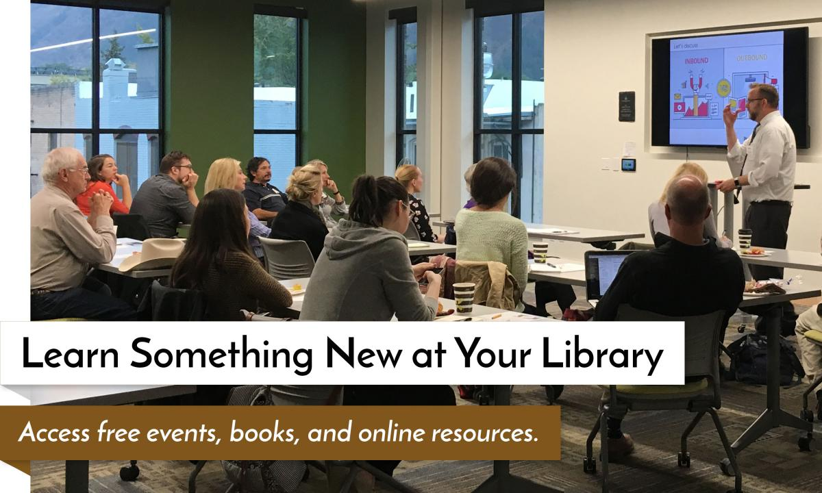 Lifelong Learning at Your Library