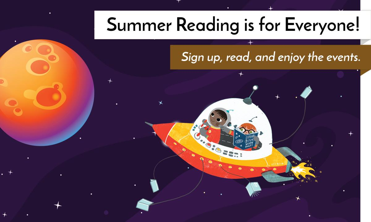 Join Summer Reading!