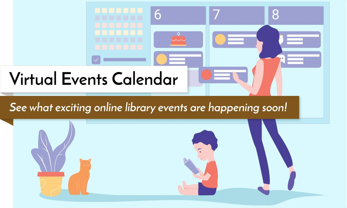 Virtual Events Calendar
