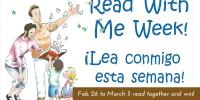 Read With Me Week