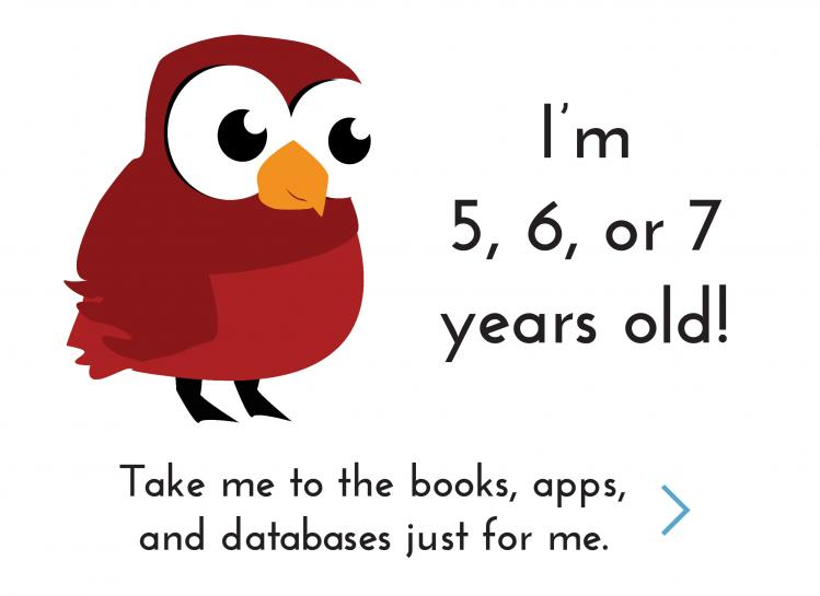 Resources for kids ages 5 to 7