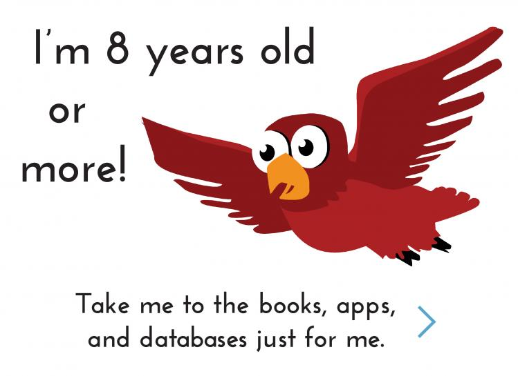Resources for kids 8 and older