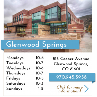 Glenwood Springs Branch Library