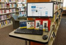 Library News: roadworthy audiobooks for road trips and commutes!