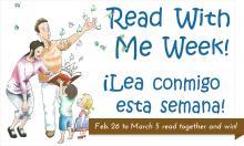 Read With Me Week